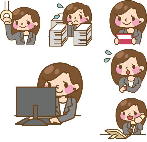 仕事をしながらパソコンスキルを身に付ける、というご提案。